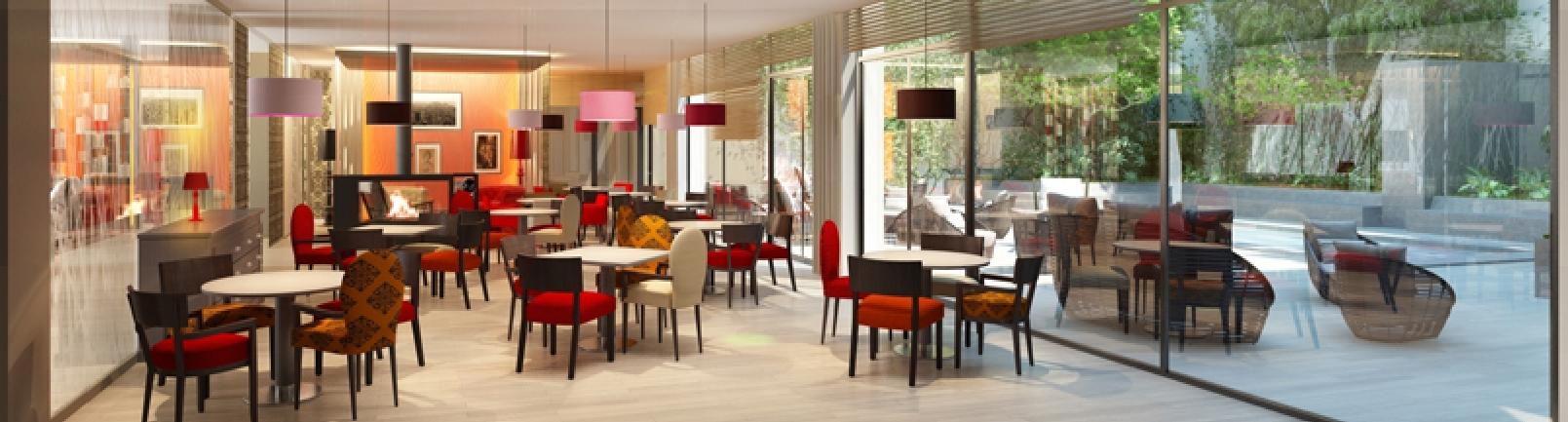 salle restaurant hotel location meublee investissement immobilier