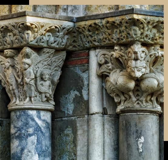 colonne sculpture monument historique investissement immobilier