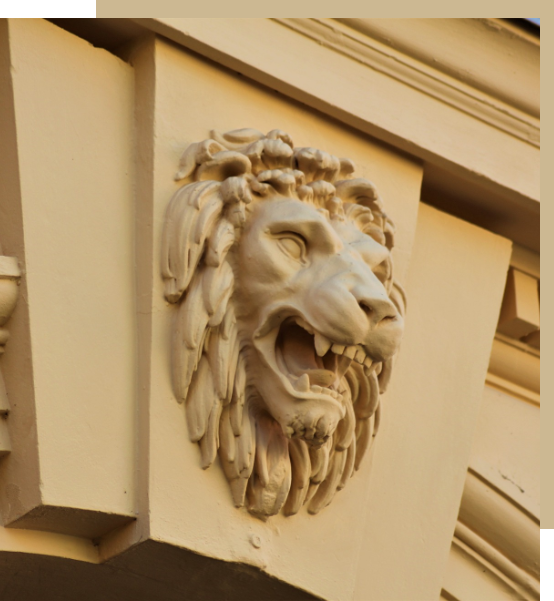 mur lion monument historique investissement immobilier