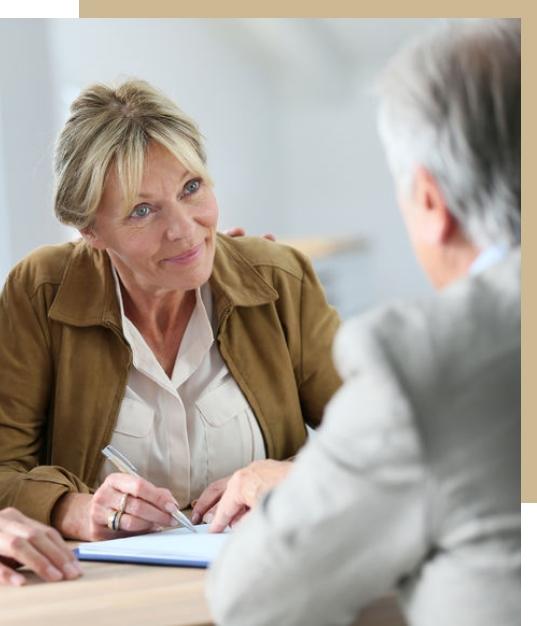 cliente preparation retraite prestations