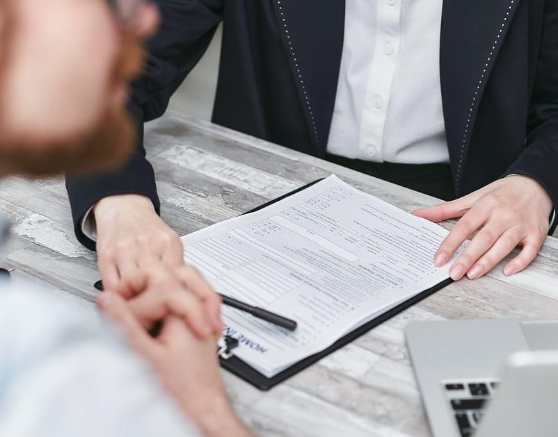 contrat d'assurance vie du cabinet Yassonowski
