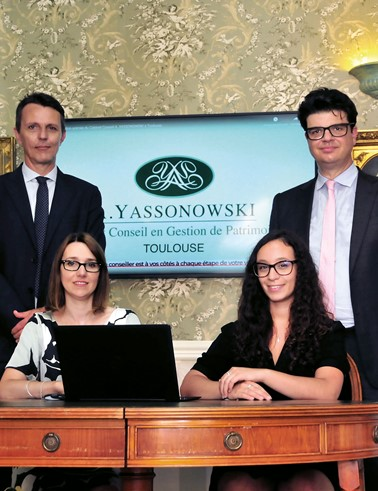 Equipe Yassonowski – Rubrique Ethique