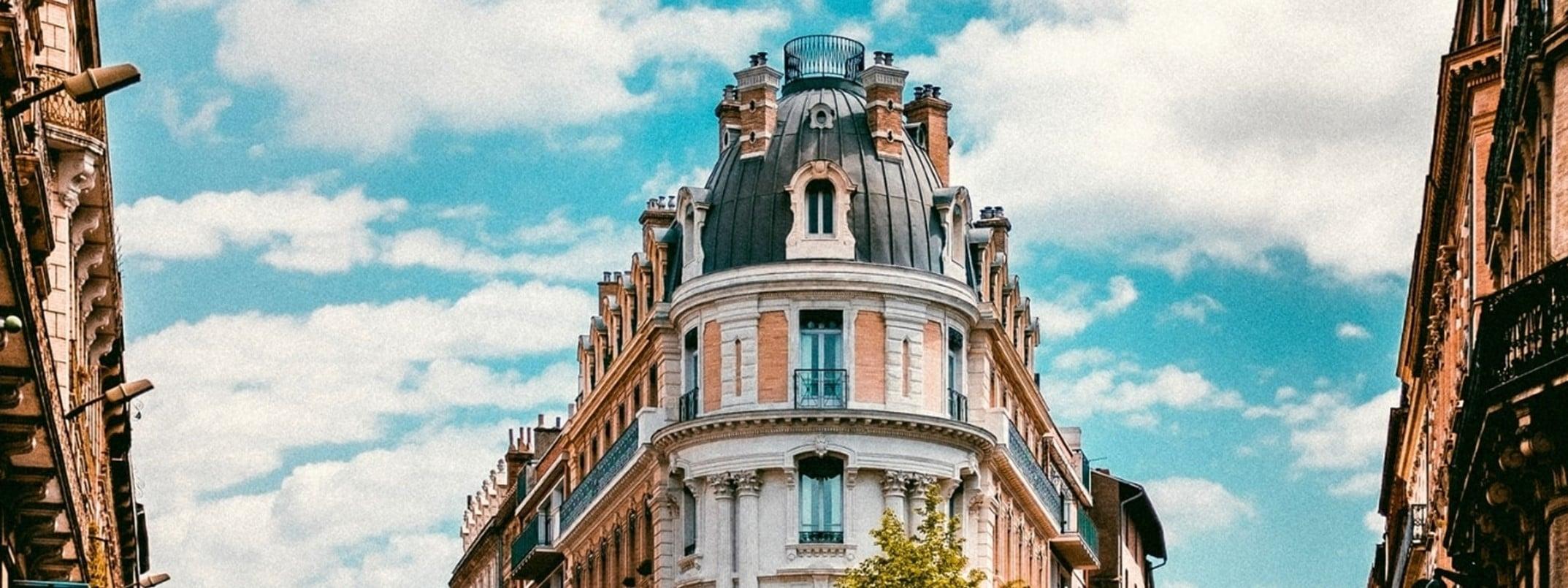 Bâtiment Toulouse, bien immobilier